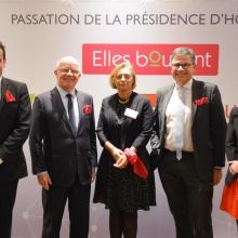Philippe Bonnave, Président-directeur général de Bouygues Construction, succède à Bruno Guillemet, Directeur des Ressources Humaines de Valeo,