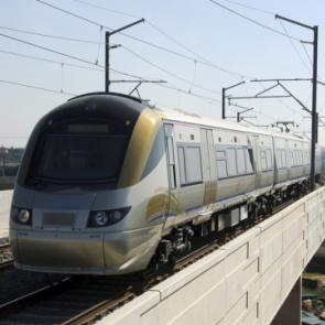 The Gautrain rail link