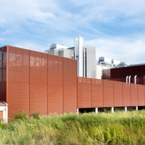 The Clichy data centre