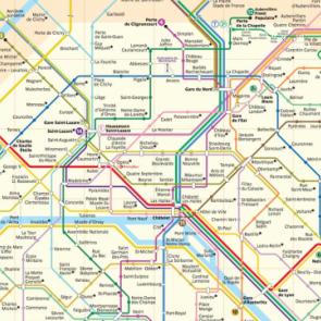 Extension of metro line 14