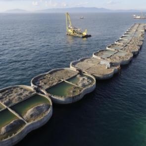 Le port de Tanger Med 2