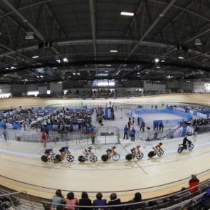 Vélodrome panaméricain Milton Cisco