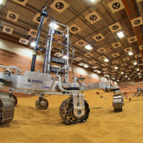 The Mars Yard