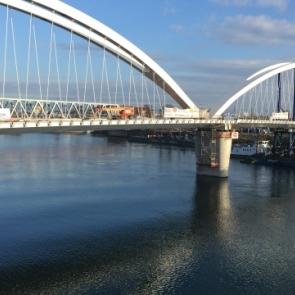 A Bridge over the Rhine