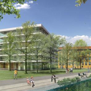 L'éco-quartier GreenCity