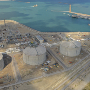 Dunkirk methane terminal