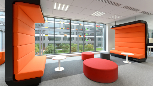 Orange Polska head office