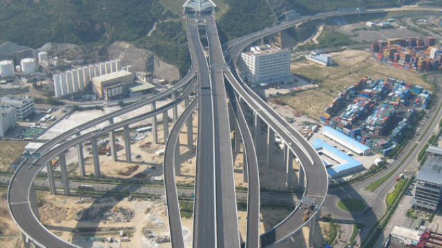Viaduc d'East Tsing-Yi