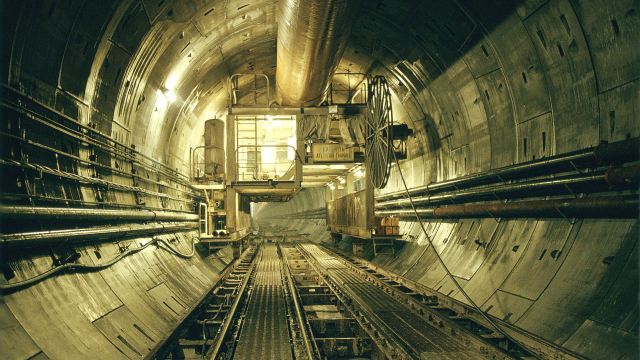 The Channel Tunnel